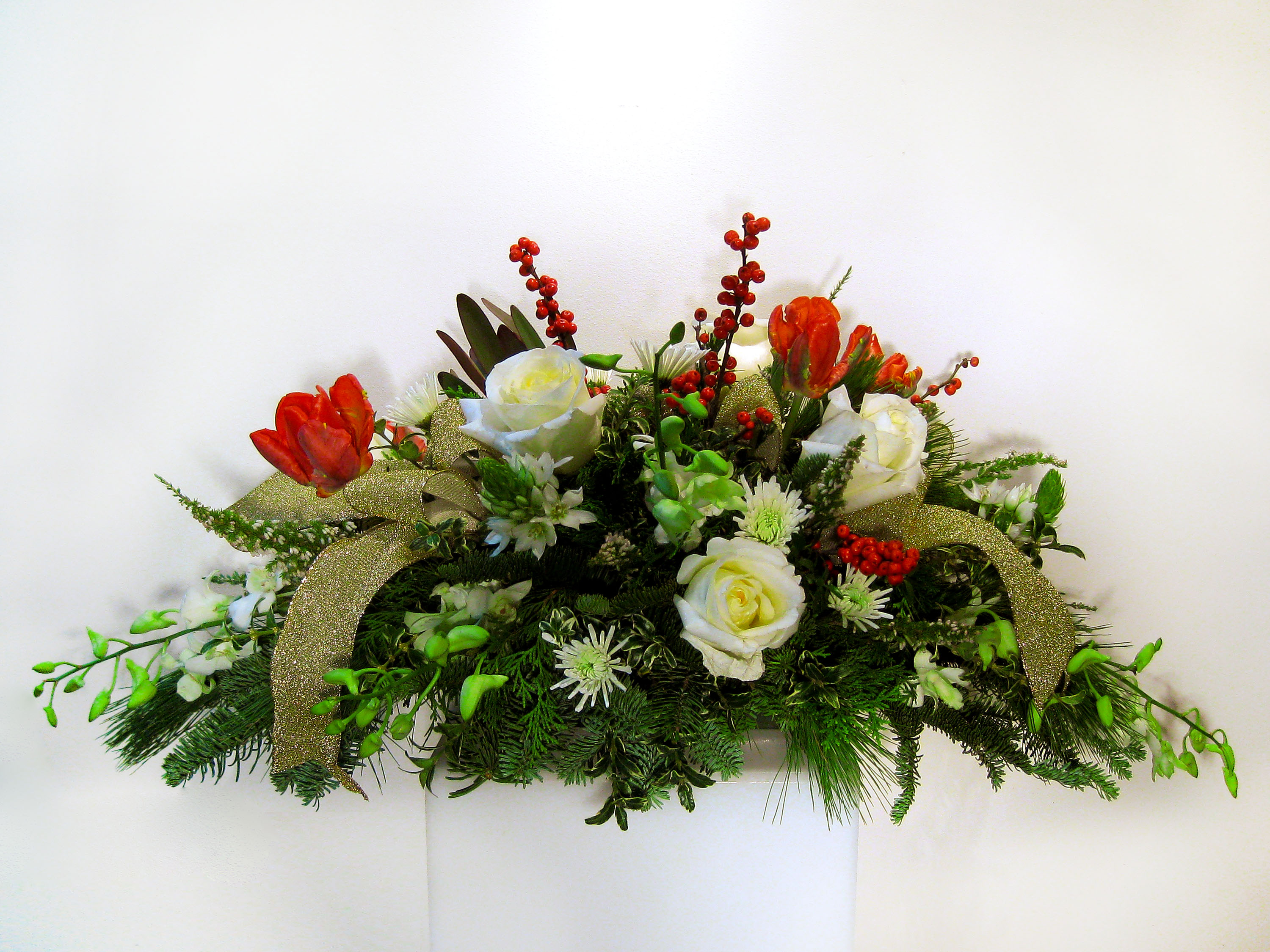 Centerpieces angelo floral is now sunset design
